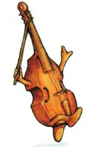 1 Dancing viol